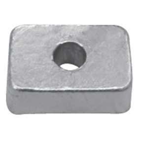 00834: Plate Anode for Mercury 4T 4 - 9.9 HP