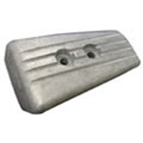 CM3883728A Aluminium Volvo Penta Cavitation Plate Anode For DPS Drive