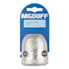 MGD1 To Suit 1″ Zinc Shaft Anode With Insert
