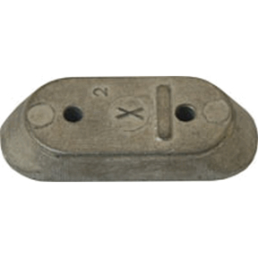 MJE1 Magnesium Universal Anode For Outboard And Sterndrive