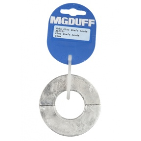 ZSC35T To Suit Diameter 35mm X 18mm Thick Zinc Shaft Collar Anode