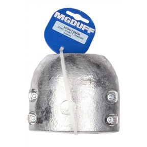 MGD70mm To Suit 70mm Diameter Zinc Shaft Anode With Insert