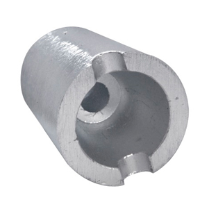 00400 Series SOLE Conic Propeller Anode back