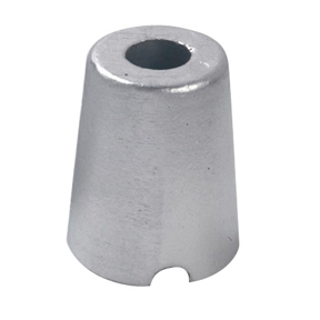 00400 Series SOLE Conic Propeller Anode front