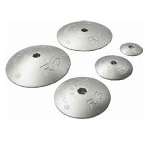 R5: 127mm Disc Rudder Anode (pair)